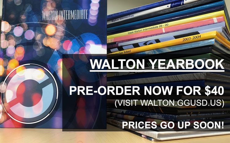 Walton Yearbook for Sale - article thumnail image