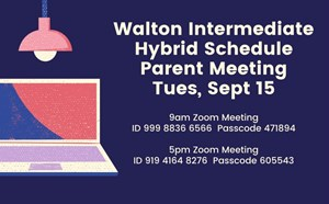 Reopening Parent Informational Meeting - article thumnail image
