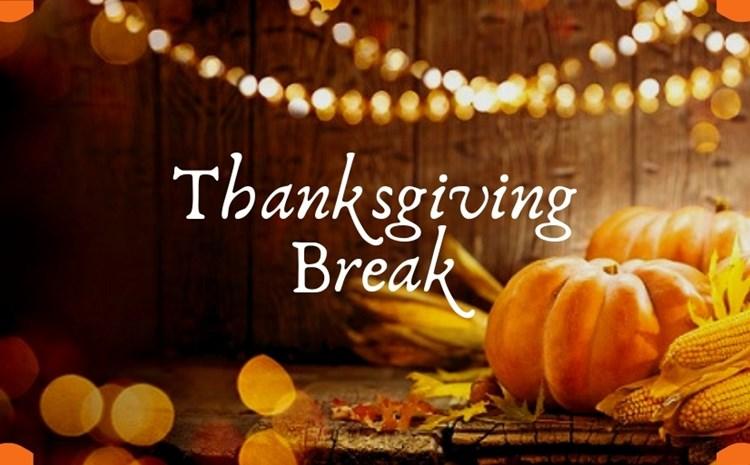 Thanksgiving Break: No School - article thumnail image