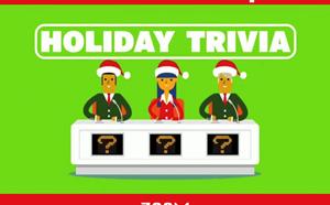 Fun Friday - Holiday Trivia - article thumnail image