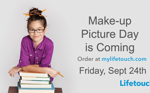 Make-up Picture Day is Coming - Sept 24th - article thumnail image