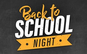 Back to School Night - Sept 9th - article thumnail image